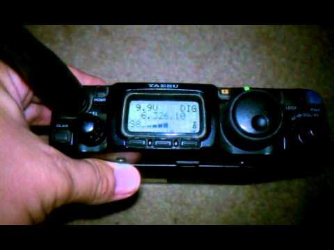 Coastal Station KSM 6MHz Test