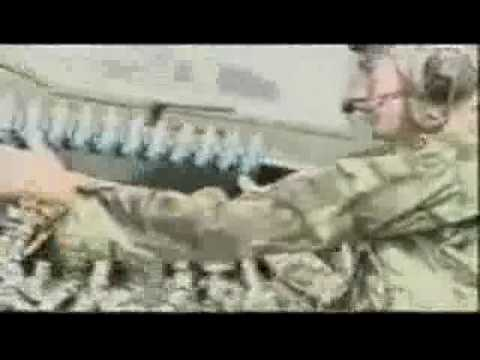 Iraq War Crimes- Depleted Uranium 3 of 4