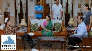 Me Shivajiraje Bhosale Boltoy - Scene | Marathi Movie | Sachin Khedekar, Priya Bapat