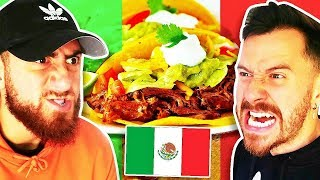 Who Can Cook The Best MEXICAN Food?! *TEAM ALBOE 1 ON 1 COOK OFF CHALLENGE*