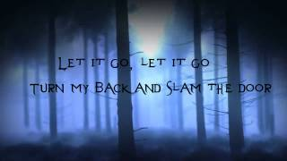 Demi Lovato - Let It Go (Lyric Video)