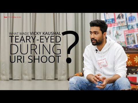 Download Lagu  Vicky Kaushal shares his toughest scenes in URI Mp3 Free