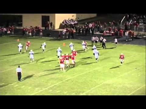 2011 TOMBALL vs DEKANEY football highlights