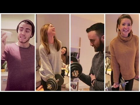 The Weight Lifting Challenge!