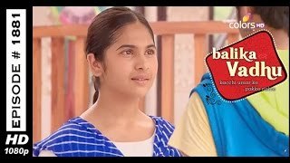 Balika Vadhu - 29th April 2015 - ?????? ??? - Full Episode (HD)