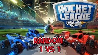 Rocket League | PC Gameplay | 1vs1