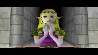 The Legend Of Zelda Ocarina Of Time #28 Triforce history