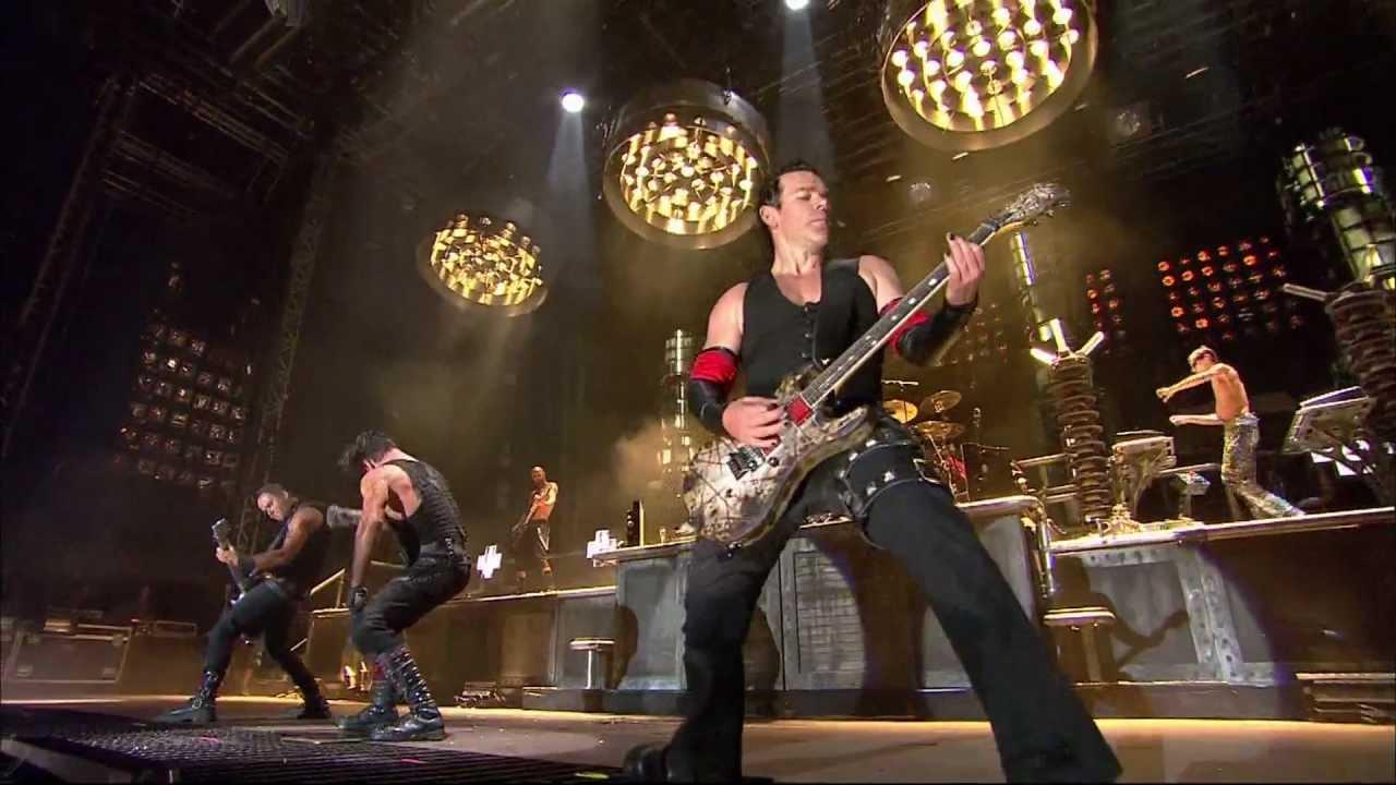 Rammstein live hd