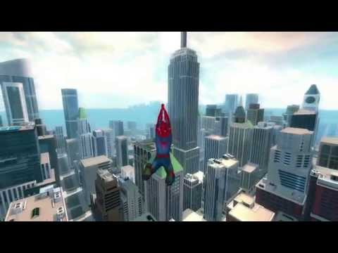 The Amazing Spider-man 2 -- Mobile Game -- Trailer | Hd video