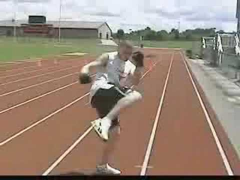 Kick Boxing - Speed Training - Quick feet with  Resistance   Bands Image 1