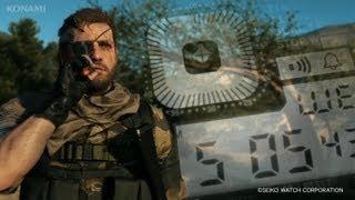 【GREEN BAND】 『METAL GEAR SOLID V: THE PHANTOM PAIN』 E3 2013 Trailer (日本語音声版)