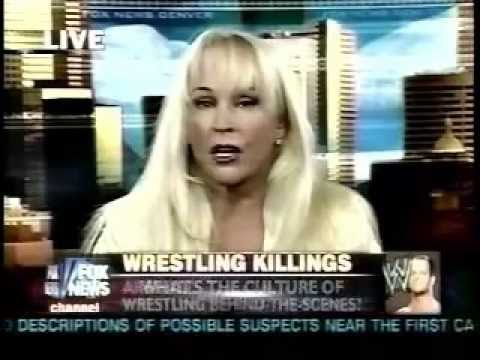 Debra Discusses Chris Benoit Case & Steve Austin on John Gibson Show