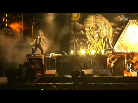 Iron Maiden - Another Life (Live @ Rock am Ring 2005)