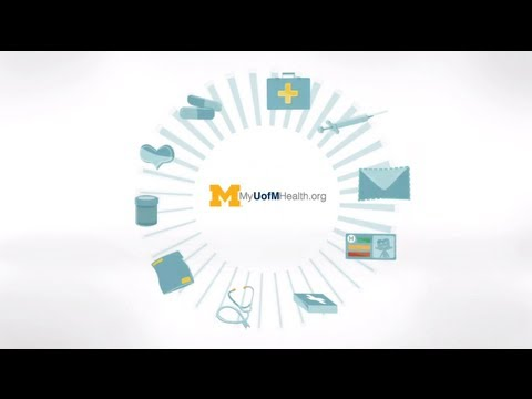 MyUofMHealth.org : Health in your hands on YouTube