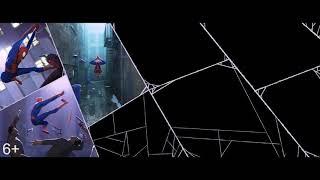 Spider man into the spider verse trailer