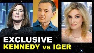Kathleen Kennedy almost FIRED - Star Wars Fan Backlash UPDATE