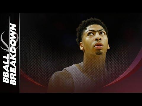 NBA MVP Breakdown: Damian Lillard, Anthony Davis, James Harden