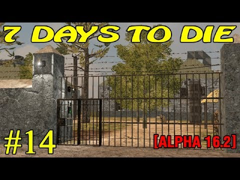 7 Days to Die ► Ограда ► №14 (16+)