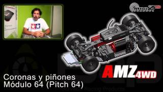 Primeras noticias del Atomic AMZ 4WD - MiniZ Channel - 112