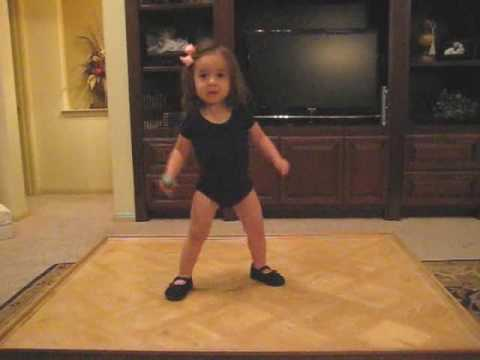Lady Gaga - Poker Face (Lauren Style) Dancing Baby