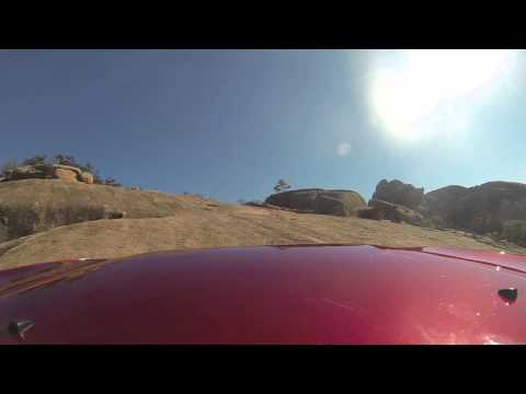 2014 Jeep Cherokee Off-Road POV