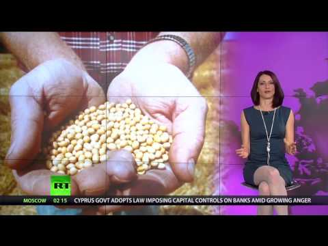 [130] Cyprus' Botched Bailout, Ammonia & Arsenic in Food, Keystone Pipe: Waiting on Obama