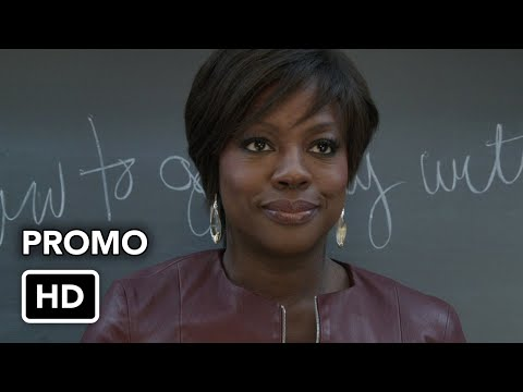 How to Get Away with Murder Terrible Things Promo (HD) Shonda...