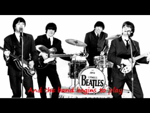 The Beatles - Yellow Submarine (Music Video)