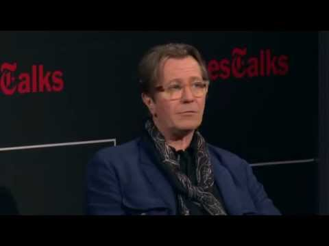 Gary Oldman - Times Talks interview (The New York Times) Part 2