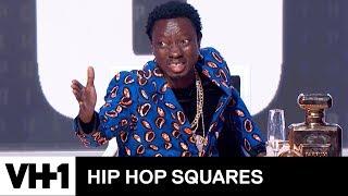 Michael Blackson Gets Shut Down by Yvonne Orji & The Squares 'Deleted Scene' | Hip Hop Squares