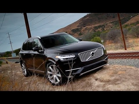 2016 Volvo XC90 - Review and Road Test