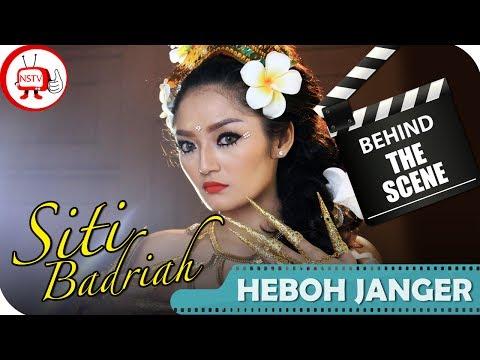 Siti Badriah - Behind The Scenes Video Klip Heboh Janger - TV Musik Dangdut Indonesia