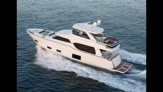 Tour the 2018 Ocean Alexander 70e Yacht