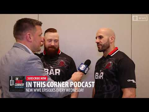 The Bar talk tag team marriages, Sheamus 5:15 and the secret to WWE longevityThe Bar  ITC Interview