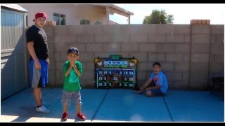 Soccer Challenge Electronic Game