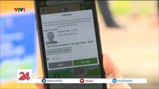 Ứng dụng điện thoại giúp người dân đổi rác lấy quà | VTV24