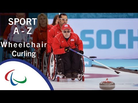 Wheelchair Curling: Sports of the Paralympic Winter Games