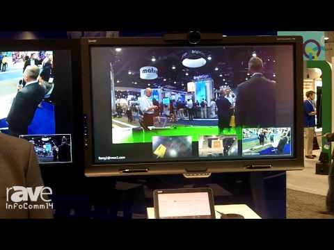 InfoComm 2014: AVI-SPL Talks About Microsoft Integration Products and PolyCom Solution
