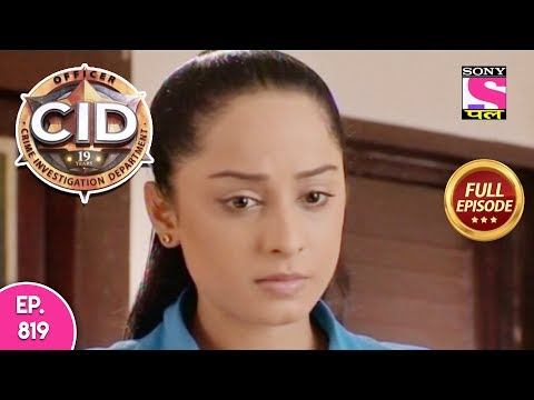CID - Full Episode 819 - 3rd November, 2018 thumbnail