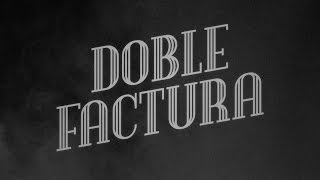 "Mexican film noir short film - ""Doble Factura"" CAAV"