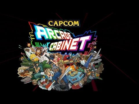 Capcom Arcade Cabinet - Launch Trailer