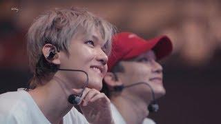 WE ♥ CBX 안녕...우리가 다음에 또 만나자   time to say goodbye and see u again   EXO-CBX Magical Circus Tour 2018