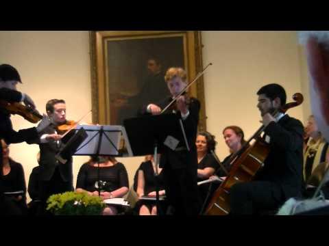 Da Figaro String Quartet in Danvers Historical Society - Part 2