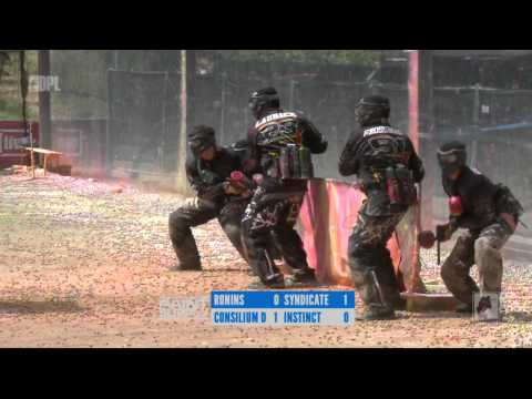 DPL 1.BL 2012 Tag3 - Syndicate vs Ronins