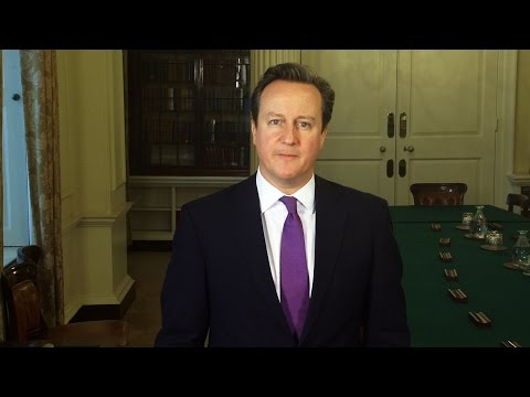 St. Andrew's Day 2014: David Cameron's message