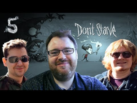 Don't Starve Challenge - Ep 5 - Survive The Night