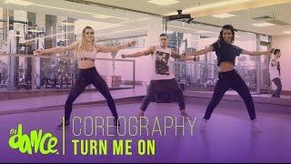 download lagu Turn Me On - Kevin Lyttle - Coreografía - gratis
