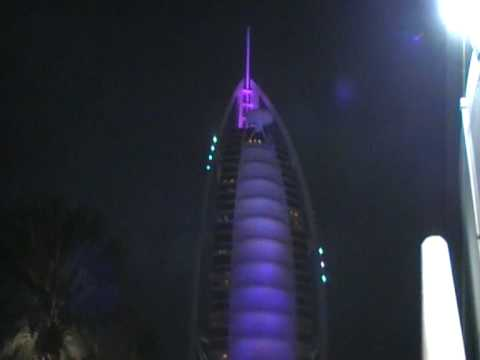 Burj al Arab Hotel 7* Light Playing
