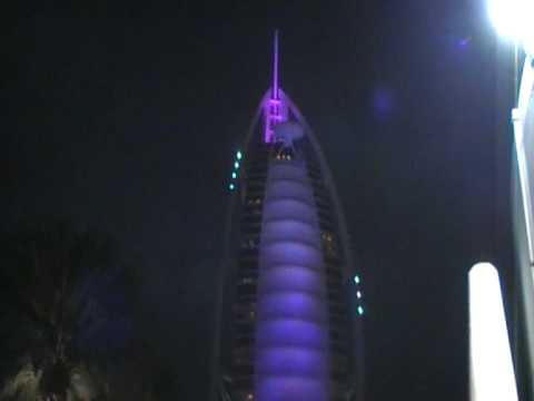 Burj al Arab Hotel 7* Light Playing