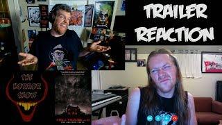 """Hell House, LLC 2"" Horror Movie Sequel Trailer Reaction - The Horror Show"